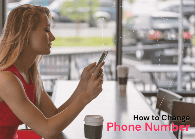 How to Change Phone Number Image