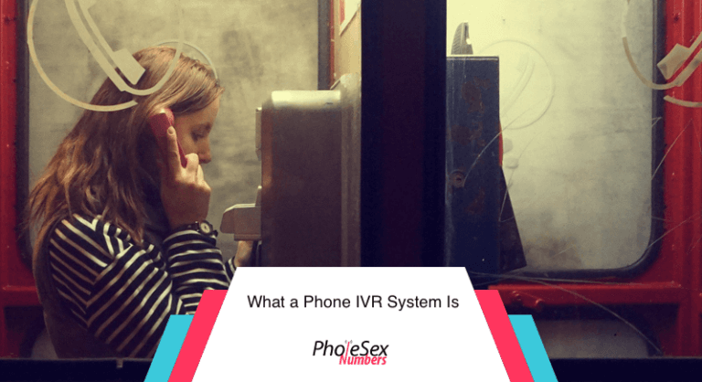 What a Phone IVR System Is Image