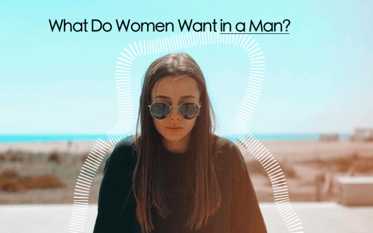 What Do Women Want in a Man? Image