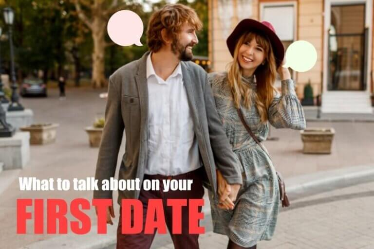 What to Talk About on a First Date Image