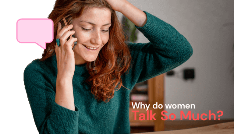 Why Do Women Talk So Much? Image