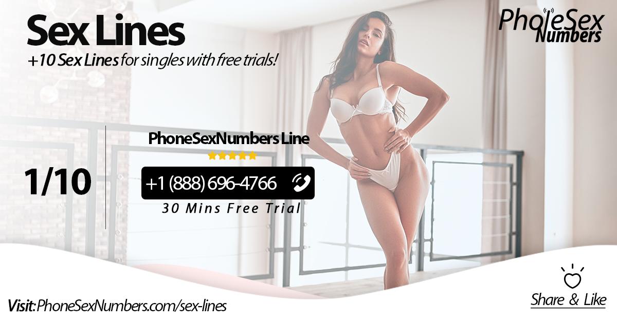 Best free phone sex lines